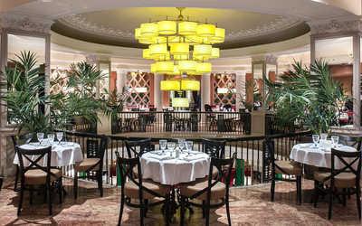Банкетный зал кафе Чайковский на Триумфальной площади фото 1