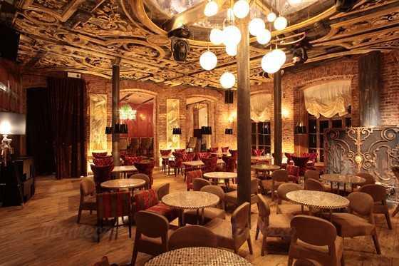 Меню ресторана Курабье на Садовой-Сухаревской улице