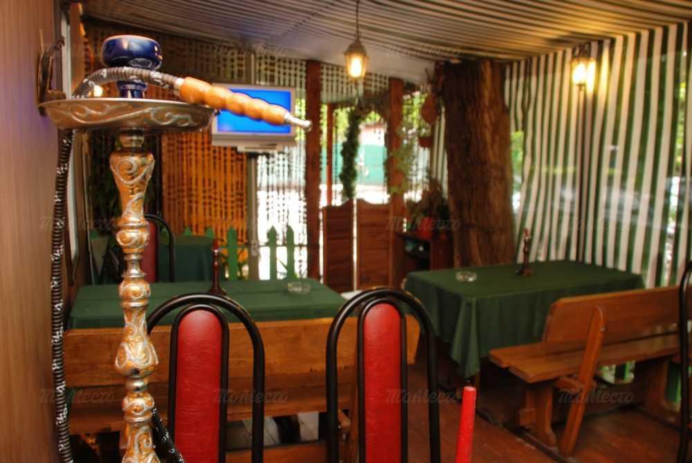 Меню караоке клуба, кафе, ресторана Лео кафе на Минской улице