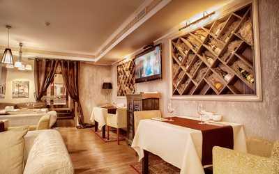 Банкетный зал ресторана Лангуст на Гончарной улице фото 2
