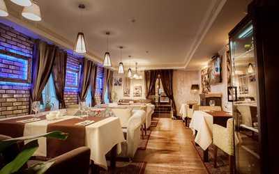 Банкетный зал ресторана Лангуст на Гончарной улице фото 1