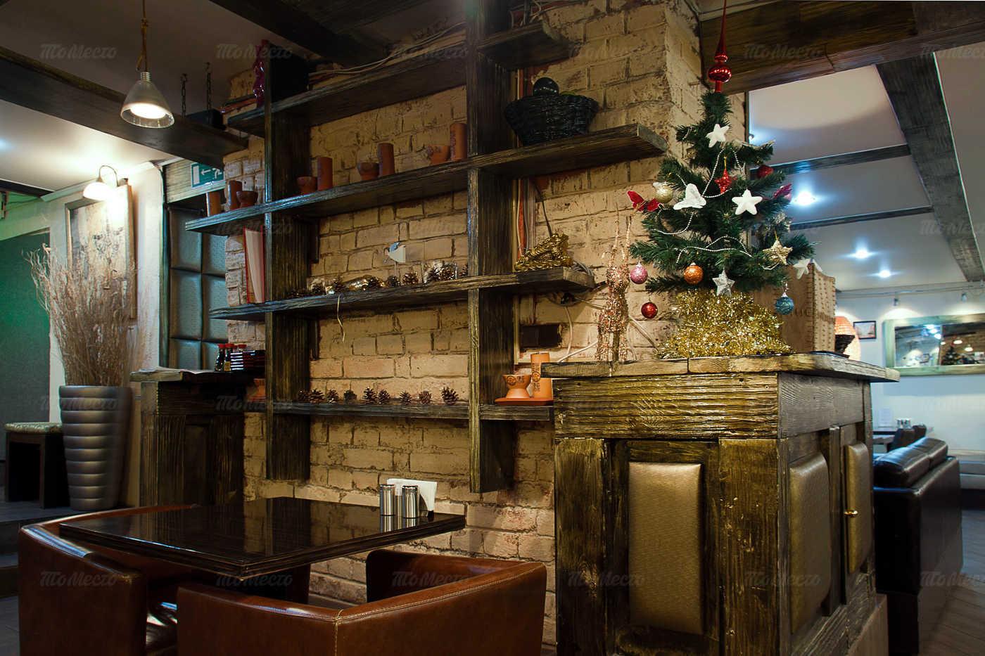 Меню ресторана Листья-лайт (Listya-light) в Большом Козихинском переулке