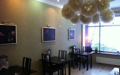 Банкетный зал кафе Лотос (Lotos) в Гризодубовом улица