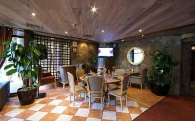 Банкетный зал пивного ресторана Львиное сердце на Ленинском проспекте