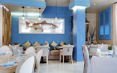 Банкетный зал ресторана Омулевая Бочка на улице Покровка
