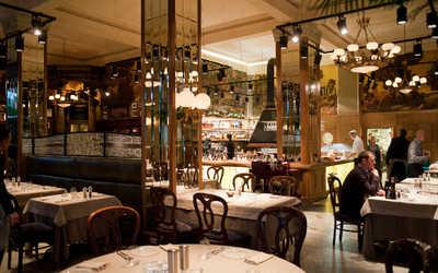 Банкетный зал ресторана Ностальжи (IloveCafe) на Чистопрудном бульваре