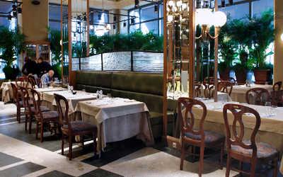 Банкетный зал ресторана Ностальжи (IloveCafe) на Чистопрудном бульваре фото 2
