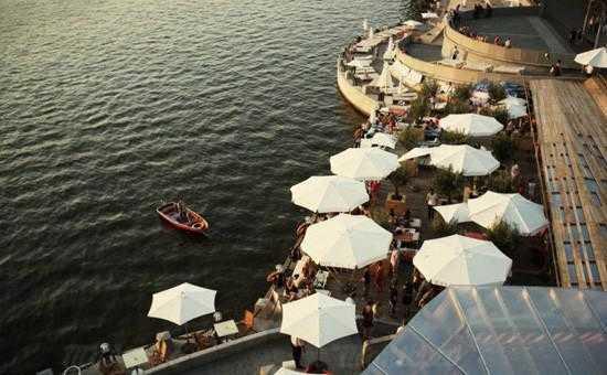 Меню ресторана Оливковый пляж в Пушкинской