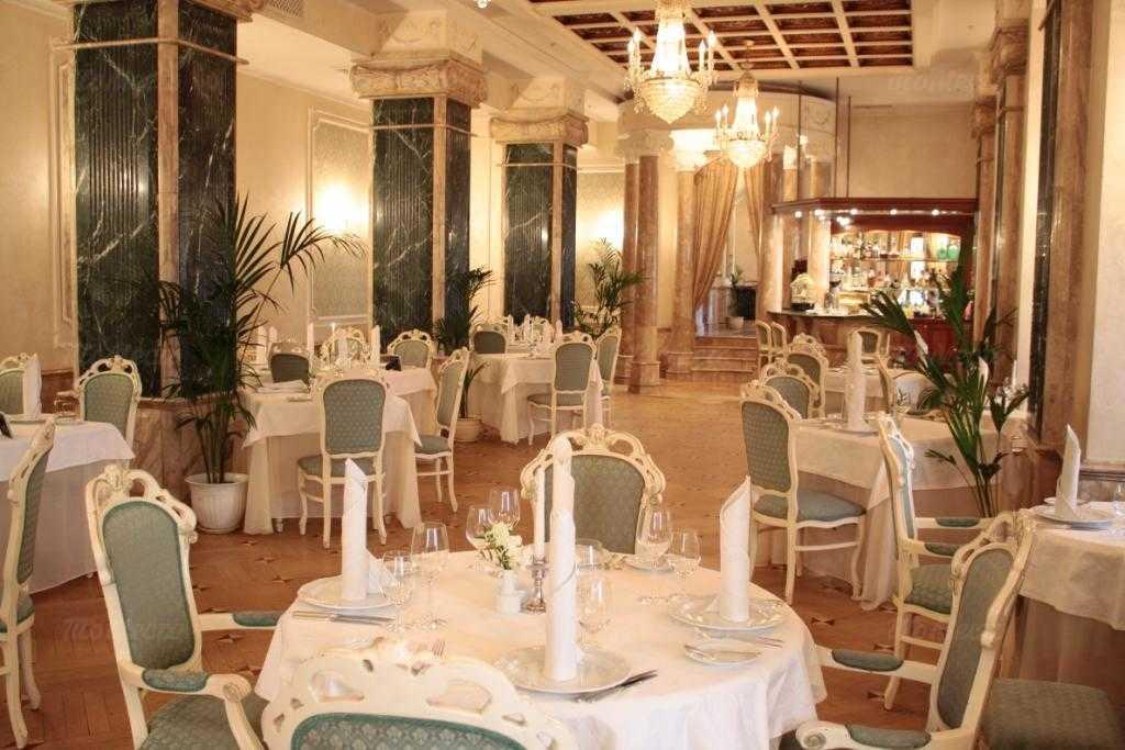 Меню ресторана Ривьера (Riviere) на Большой Дорогомиловской улице