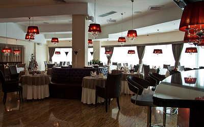 Банкетный зал ресторана Talk of the Town Ленинском пр.