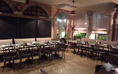 Банкетный зал кафе Сам пришел на Лубянском проезде фото 1