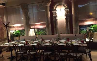 Банкетный зал кафе Сам пришел на Лубянском проезде фото 2