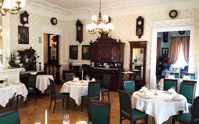 Банкетный зал ресторана Семь Пятниц на Воронцовской улице