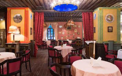 Банкетный зал ресторана Сударь на Кутузовском проспекте