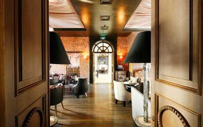 Банкетный зал ресторана Твербуль на Тверском бульваре