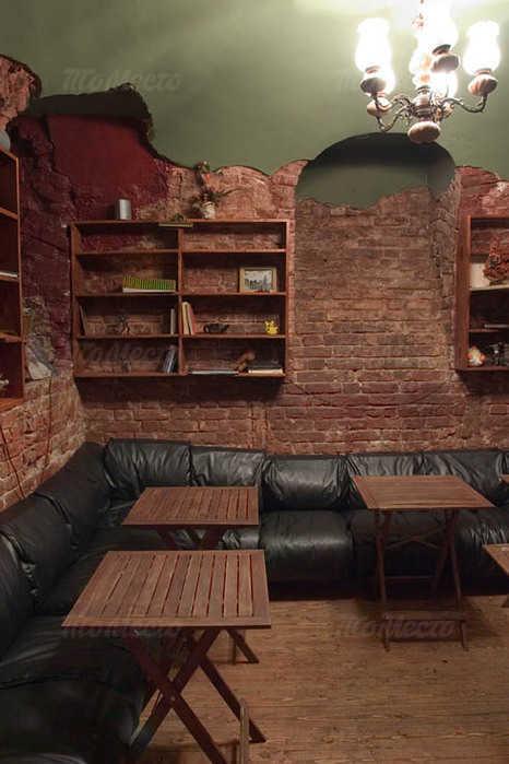 Меню кафе, ночного клуба Фак кафе (FAQ Cafe Creative Studio) на улице Большой Полянка