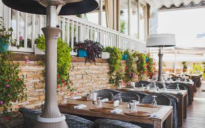 Банкетный зал ресторана Shore House (Шор Хаус) на 66 км МКАД