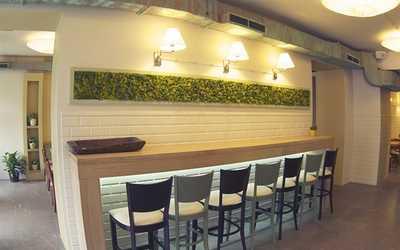 Банкетный зал кафе ЩиСлива на улице Волхонка
