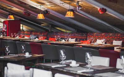 Банкетный зал ночного клуба Чердак на Кузнецком Мосту фото 2