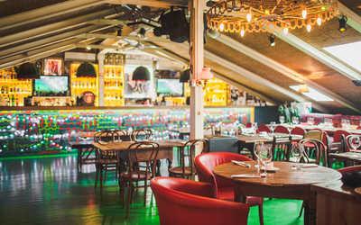 Банкетный зал ночного клуба Чердак на Кузнецком Мосту фото 1
