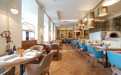 Банкетный зал ресторана Бокончино (Bocconcino) на Страстном бульваре фото 1