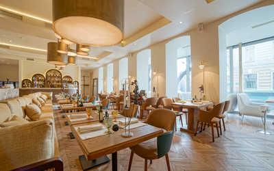 Банкетный зал ресторана Бокончино (Bocconcino) на Страстном бульваре фото 2