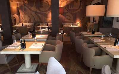 Банкетный зал ресторана Бокончино (Bocconcino) на Новослободской улице фото 3