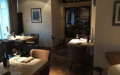 Банкетный зал ресторана Бокончино (Bocconcino) на Новослободской улице фото 2