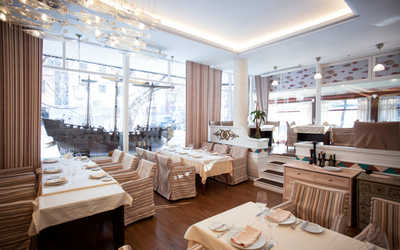 Банкетный зал ресторана Ботик Петра на Лесной улице фото 2