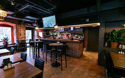 Банкетный зал ресторана Bar BQ Cafe на Пятницкой  фото 3