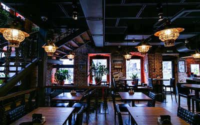 Банкетный зал ресторана Bar BQ Cafe на Пятницкой  фото 1