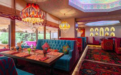 Банкетный зал ресторана Чайхана Павлин Мавлин на улице Профсоюзной фото 1