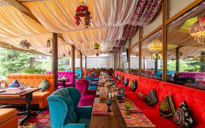 Банкетный зал ресторана Чайхана Павлин Мавлин на улице Профсоюзной фото 2