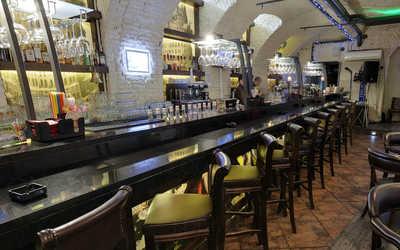 Банкетный зал пивного ресторана Ян Примус на Спартаковской улице