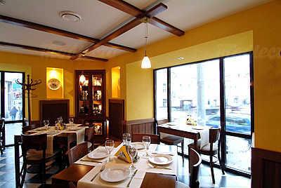 Меню ресторана Виаджио Неаполь (Viaggio Napoli) в Большом Спасоглинищевском переулке