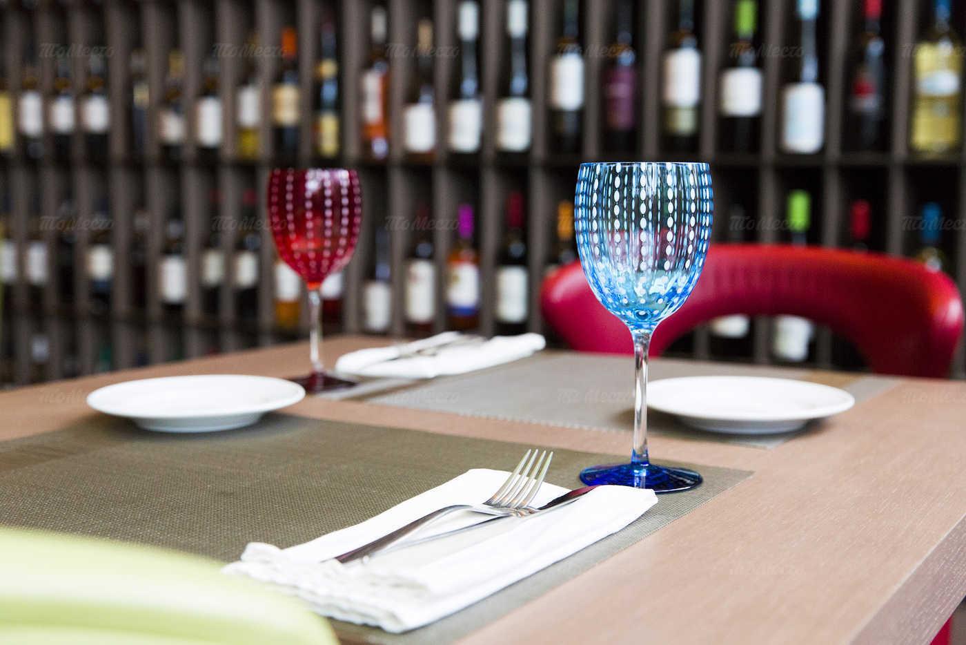 Меню ресторана Wine City (бывш. Grand Cru) на Пресненской набережной