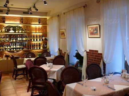 Меню ресторана Сулико (Suliko) в Ермолаевском переулке