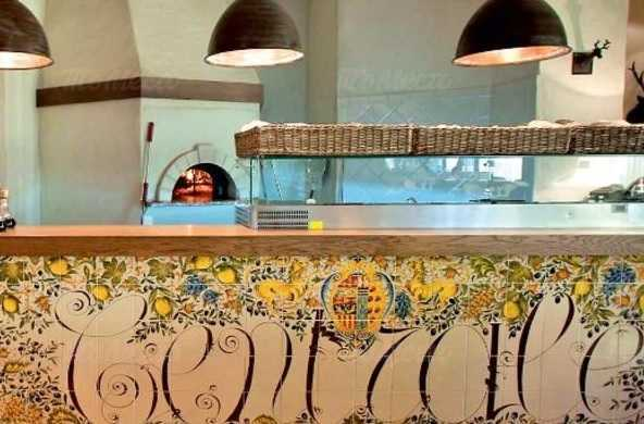 Меню ресторана Чентрале (Centrale) на Рублевском шоссе