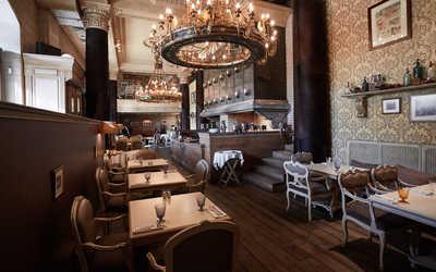 Банкетный зал ресторана Эль Гаучо (El Gaucho) на Садовой-Триумфальной улице