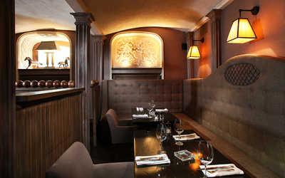 Банкетный зал ресторана Азия & Гриль (бывш. Эль Гаучо) В Большом Козловском переулке фото 2