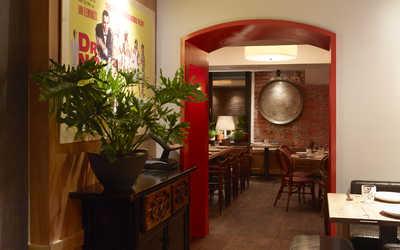 Банкетный зал кафе Академия на Гоголевском бульваре фото 3