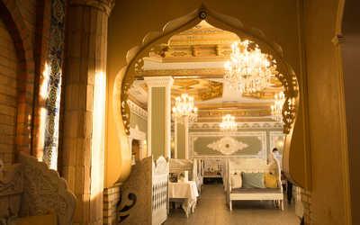 Банкетный зал ресторана Бабай-Клаб на Большой Черемушкинской улице фото 2