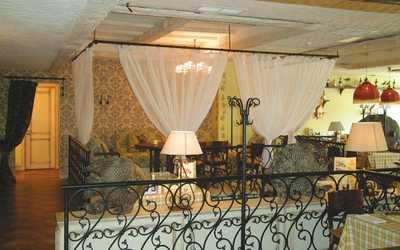Банкетный зал ресторана Бенвенуто (Benvenuto) на Люблинской улице