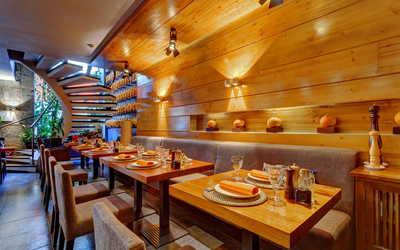 Банкетный зал ресторана Барашка (Бараshка) на Петровке фото 3