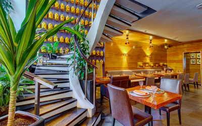 Банкетный зал ресторана Барашка (Бараshка) на Петровке фото 1