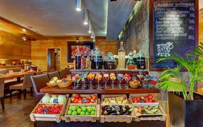 Банкетный зал ресторана Барашка (Бараshка) на Петровке фото 2