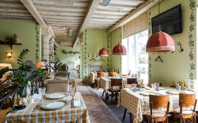 Банкетный зал ресторана Бенвенуто (Benvenuto) на Велозаводской улице