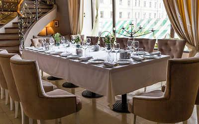 Банкетный зал кафе Де Марко (De Marco) на Садовой-Триумфальной улице