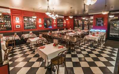 Банкеты ресторана Жан-Жак на Верхней Радищевской улице фото 2