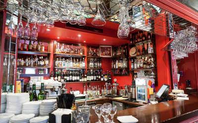 Банкеты кафе Жан-Жак на Цветном бульваре фото 1